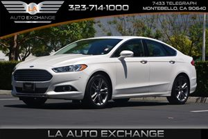 2014 Ford Fusion Titanium Carfax 1-Owner - No AccidentsDamage Reported  Oxford White  We are
