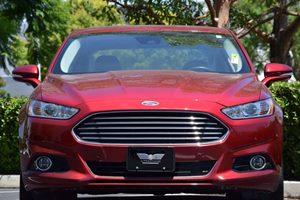 2014 Ford Fusion Energi Titanium Carfax 1-Owner 291 Axle Ratio Audio  Premium Sound System Ba