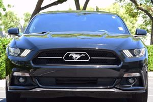 2015 Ford Mustang EcoBoost Premium Carfax 1-Owner 331 Axle Ratio Airbag Occupancy Sensor Audio