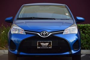 2016 Toyota Yaris L Carfax Report Airbag Occupancy Sensor Audio  Auxiliary Audio Input Fuel Ca