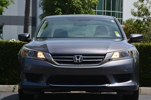 2013 Honda Accord Sdn LX Carfax 1-Owner - No AccidentsDamage Reported  Gray  We are not respo