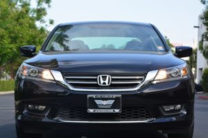 2014 Honda Accord Sedan Sport Carfax 1-Owner - No AccidentsDamage Reported  Crystal Black Pear