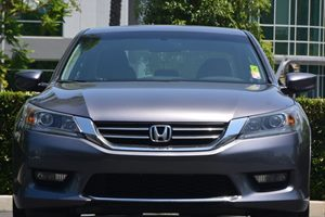 2014 Honda Accord Sedan Sport Carfax Report - No AccidentsDamage Reported  Gray 21594 Per M