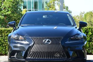 2014 Lexus IS 250  Carfax Report - No AccidentsDamage Reported  Black  We are not responsible
