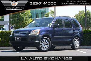 2006 Honda CR-V EX Carfax Report - No AccidentsDamage Reported  Royal Blue Pearl  We are not