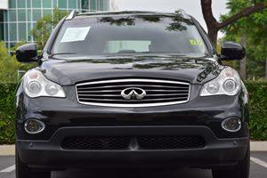 2014 INFINITI QX50 Journey Carfax Report 150 Amp Alternator 20 Gal Fuel Tank Airbag Occupancy