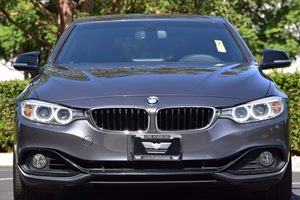 2014 BMW 4 Series 428i Carfax Report - No AccidentsDamage Reported  Mineral Gray Metallic 39