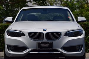 2014 BMW 2 Series 228i Carfax 1-Owner - No AccidentsDamage Reported 391 Axle Ratio Convenience