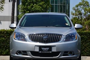 2014 Buick Verano  Carfax 1-Owner - No AccidentsDamage Reported  Quicksilver Metallic  We are