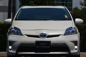 2014 Toyota Prius Plug-In  Carfax 1-Owner - No AccidentsDamage Reported  Super White 22894
