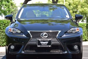2014 Lexus IS 250  Carfax 1-Owner - No AccidentsDamage Reported 100 Amp Alternator 373 Axle Ra