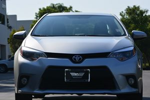 2014 Toyota Corolla LE Plus Carfax 1-Owner - No AccidentsDamage Reported  Classic Silver Metal