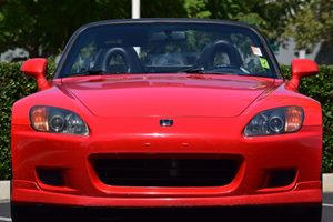 2000 Honda S2000  Carfax Report - No AccidentsDamage Reported Convenience  Leather Steering Whe