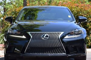 2014 Lexus IS 250 F SPORT Carfax 1-Owner - No AccidentsDamage Reported 100 Amp Alternator 373