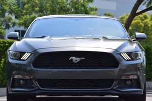 2015 Ford Mustang EcoBoost Carfax 1-Owner 331 Axle Ratio Airbag Occupancy Sensor Back-Up Camer