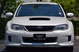 2014 Subaru Impreza Sedan WRX WRX Carfax 1-Owner 110 Amp Alternator 390 Axle Ratio Airbag Occu