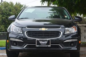2015 Chevrolet Cruze LTZ Carfax 1-Owner  Black Granite Metallic 17047 Per Month -ON APPROVED