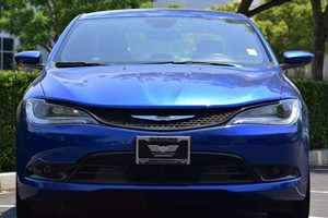 2015 Chrysler 200 S Carfax 1-Owner - No AccidentsDamage Reported  Ceramic Blue Clearcoat  We
