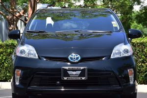 2014 Toyota Prius One Carfax 1-Owner - No AccidentsDamage Reported  Black  We are not respons