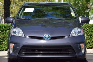 2014 Toyota Prius One Carfax 1-Owner - No AccidentsDamage Reported Airbag Occupancy Sensor Conv