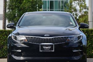 2016 Kia Optima EX Carfax 1-Owner  Ebony Black  We are not responsible for typographical error