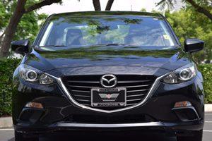 2014 Mazda Mazda3 i SV Carfax 1-Owner - No AccidentsDamage Reported 3591 Axle Ratio Airbag Occ