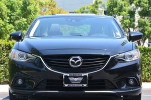 2014 Mazda Mazda6 i Grand Touring Carfax 1-Owner  Jet Black Mica 21594 Per Month -ON APPROVE