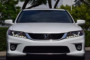 2015 Honda Accord Coupe EX-L V6 Carfax Report - No AccidentsDamage Reported Abs And Driveline Tr