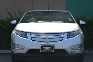 2014 Chevrolet Volt Premium Carfax 1-Owner  Silver 20295 Per Month -ON APPROVED CREDIT---