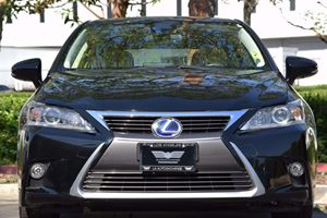 2014 Lexus CT 200h  Carfax 1-Owner 327 Axle Ratio Abs And Driveline Traction Control Airbag Oc