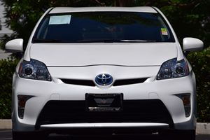 2015 Toyota Prius One Carfax 1-Owner  Super White  We are not responsible for typographical er