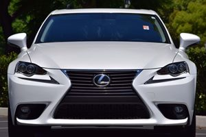 2015 Lexus IS 250 Base Carfax 1-Owner - No AccidentsDamage Reported 100 Amp Alternator 373 Axl