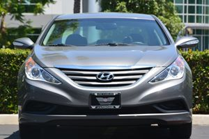 2014 Hyundai Sonata GLS Carfax 1-Owner - No AccidentsDamage Reported  Harbor Gray Metallic  -