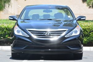 2014 Hyundai Sonata GLS Carfax 1-Owner - No AccidentsDamage Reported  Phantom Black Metallic