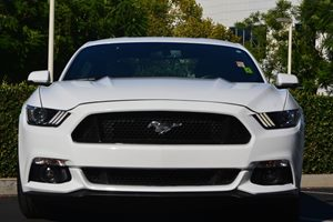 2016 Ford Mustang GT Premium Carfax 1-Owner - No AccidentsDamage Reported  Oxford White  We a