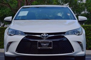 2015 Toyota Camry XSE Carfax Report - No AccidentsDamage Reported 363 Axle Ratio Abs And Drive