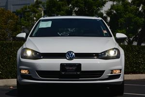 2015 Volkswagen Golf SportWagen TDI SEL Carfax 1-Owner - No AccidentsDamage Reported  Pure Whi