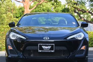 2014 Scion FR-S Base Carfax 1-Owner - No AccidentsDamage Reported  Black  We are not responsi