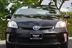 2014 Toyota Prius Base Carfax 1-Owner  Black  We are not responsible for typographical errors