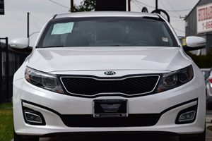 2014 Kia Optima LX Carfax 1-Owner Abs And Driveline Traction Control Airbag Occupancy Sensor Fr