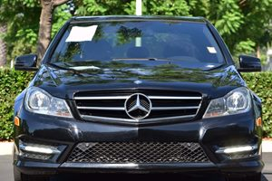 2014 MERCEDES C250 Luxury Carfax Report - No AccidentsDamage Reported 150 Amp Alternator Abs An