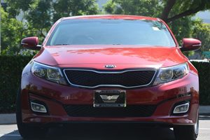 2015 Kia Optima LX Carfax 1-Owner - No AccidentsDamage Reported  Remington Red Metallic  We a