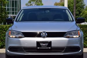 2014 Volkswagen Jetta Sedan S Carfax 1-Owner 140 Amp Alternator Abs And Driveline Traction Contr