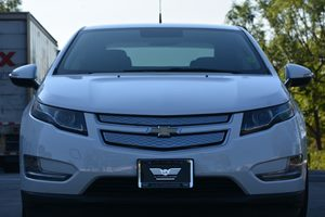 2014 Chevrolet Volt Base Carfax 1-Owner - No AccidentsDamage Reported  White 21594 Per Mont