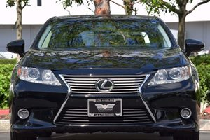 2014 Lexus ES 350 Base Carfax 1-Owner - No AccidentsDamage Reported 346 Axle Ratio Audio Prem