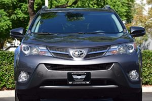 2014 Toyota RAV4 XLE Carfax 1-Owner 3815 Axle Ratio Abs And Driveline Traction Control Airbag