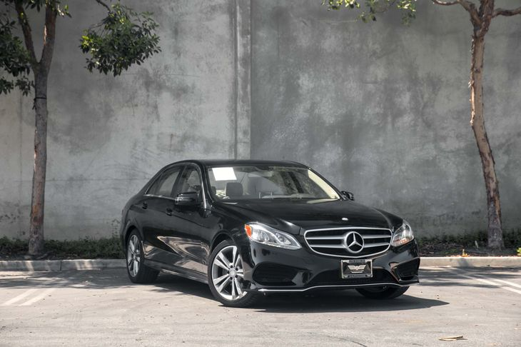 2014 MERCEDES E350 4MATIC 180 Amp Alternator 307 Axle Ratio Abs And Driveline Traction Control