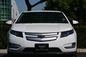 2014 Chevrolet Volt Premium Carfax 1-Owner  White  We are not responsible for typographical er
