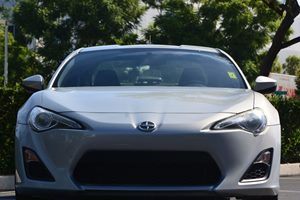 2013 Scion FR-S Base Carfax 1-Owner - No AccidentsDamage Reported  Silver Ignit10n ---  2