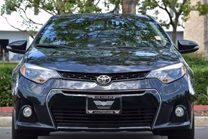 2015 Toyota Corolla S Carfax 1-Owner - No AccidentsDamage Reported 476 Axle Ratio 80 Amp Alter